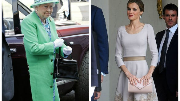 Queen Elizabeth, Queen Letizia