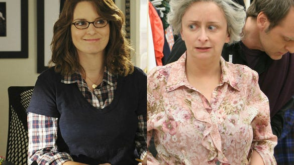 Dratch and Fey