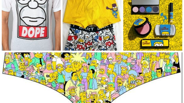 'Simpsons' products