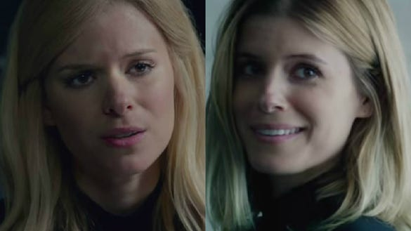Image result for Kate Mara's wig