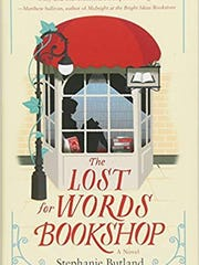 """The Lost for Words Bookshop"" by Stephanie Butland"