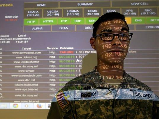 AP Cyber Cadets