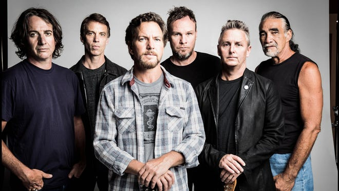 Pearl Jam has rounded up a $300,000 donation to support Flint health efforts amid the city's water crisis.