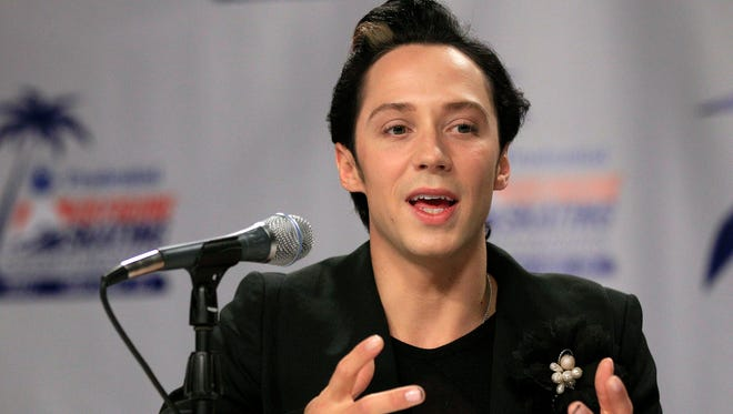 Johnny Weir lists his favorite things to do in Russia, his favorite country.