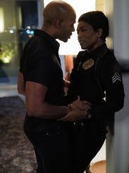 Athena (Angela Bassett) gets picked up by a man at