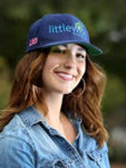 Liz Niemiec, 22, started Little Wish when she was in high school.