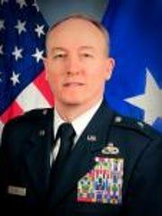 Brig. Gen. Bryan P. Fox is the assistant adjutant general –  Montana Air National Guard
