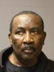 Joseph Sam, 69, of Pawtucket, Rhode Island, was arrested on Interstate 84 in Southeast on April 24, 2018, on gun and drug charges.