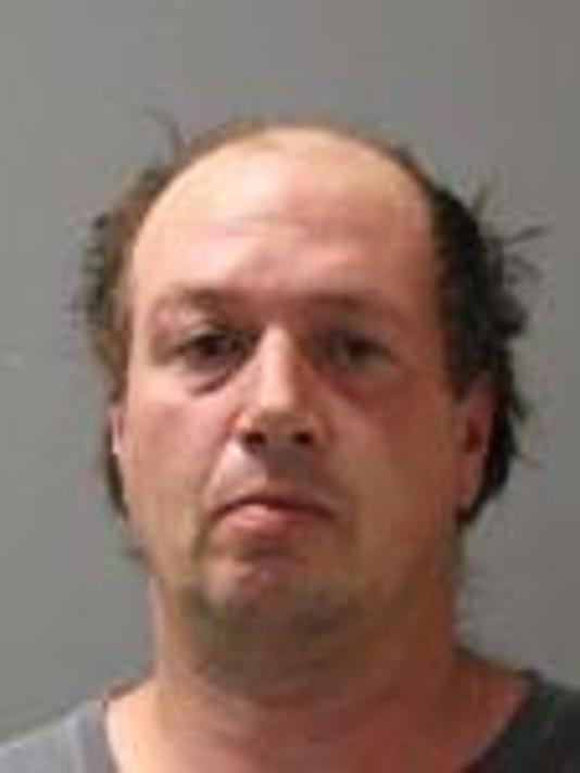 Craig A. Nugent Jr. Arrest June 2018