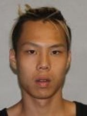 Richard Huang, 20, faces a felony charge after state