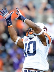 "Auburn wide receiver Stanton Truitt has been limited in fall camp due to a ""nagging hamstring."""