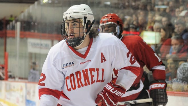 Cole Bardreau of Fairport has signed a two-year entry level contract with the NHL's Philadelphia Flyers.