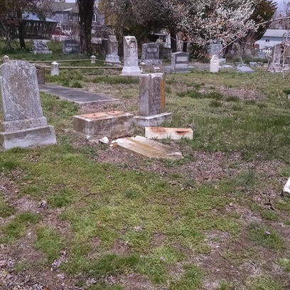 Some graves in our area have been forgotten and now