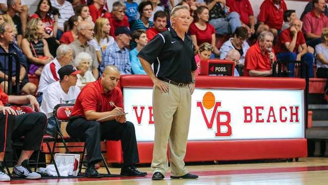 Boys basketball coach Chuck Loewendick won 600 games at Vero Beach High School. The school announced he was stepping down on Monday.