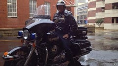 MPD motorcycle unit has first active female officer