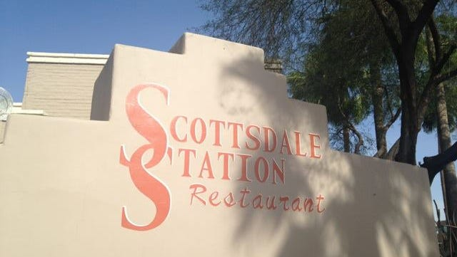 Scottsdale Station at the Village at Hayden closed after Mother's Day.