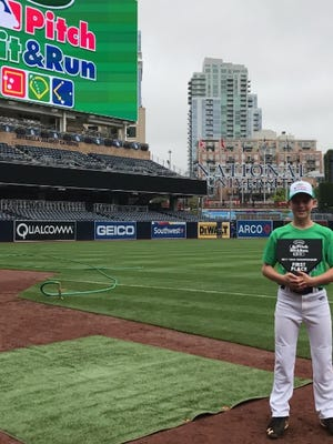 Kurt Felix won first place at the team championship of MLB's Pitch, Hit & Run at Petco Park in San Diego. Felix had to advance by having the highest overall score during a sectional qualifying event in Las Vegas.
