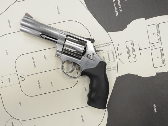 Firearms Maker Smith And Wesson Reports Almost 50 Percent Increase In Sales Revenue