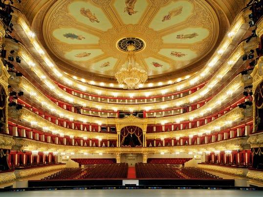 10 Best Opera Houses Around The World
