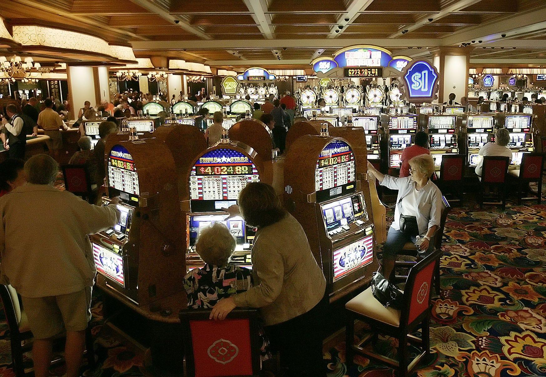 Casino rule gambling testimony
