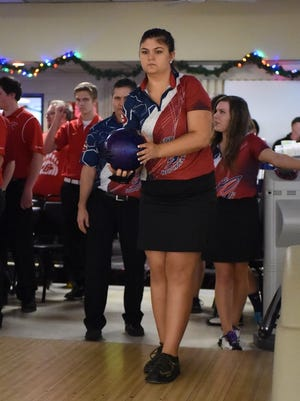 Julia Huren will be taking her bowling talents to Arkansas State University, the No. 1-ranked collegiate team in the country.