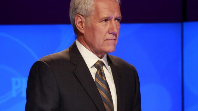"""Alex Trebek has served as the host of the """"Jeopardy!"""" quiz show since 1984."""
