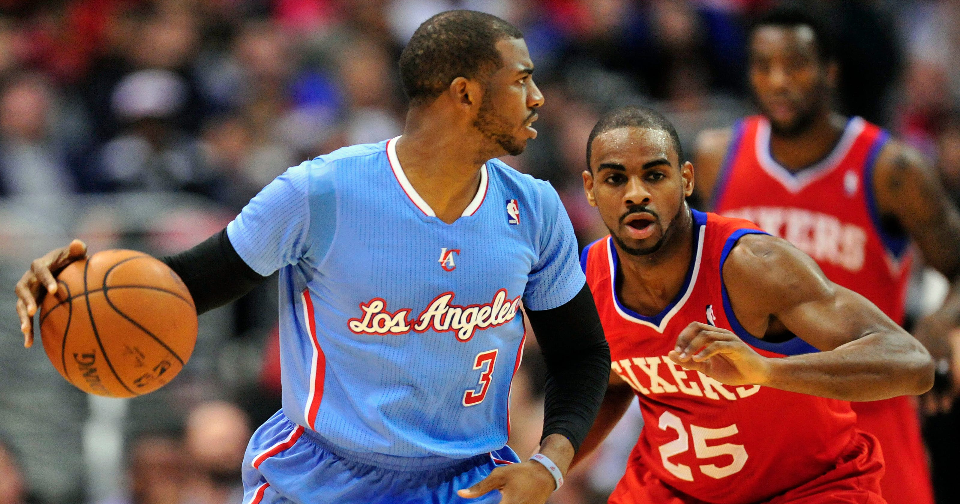 Clippers dominate 76ers in Chris Paul's return