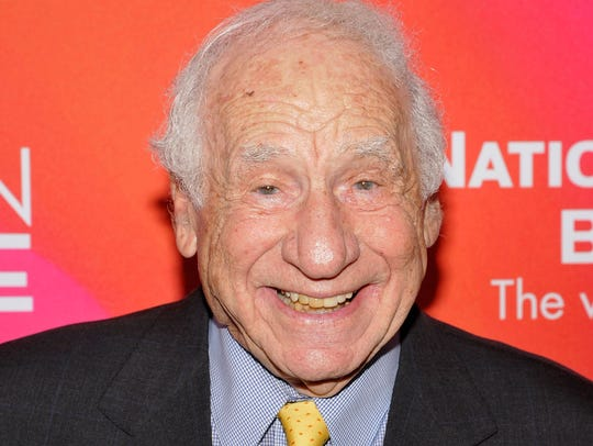 Mel Brooks attends Geffen Playhouse's 15th Annual Backstage