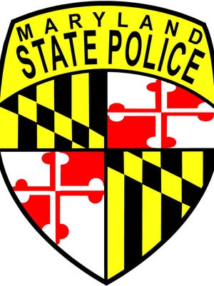 Maryland State Police patch