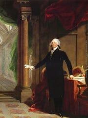 William Bingham, around 1800.