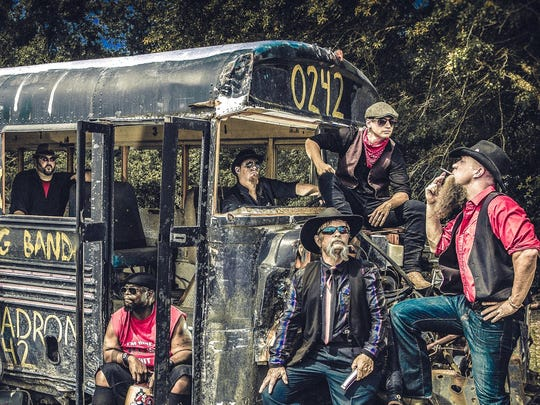 Bloody Jug Band will perform from 7 to 8 p.m. Oct. 29 at Terra Fermata, 26 S.E. Sixth St. in Stuart.