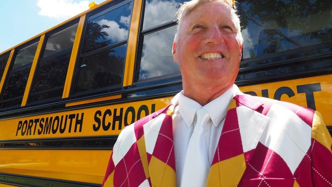 Rus Wilson was going on 43 years as the Portsmouth Recreation Director, and another 15 as the Portsmouth High School AD before his death on Monday, Aug. 31. He was 64.