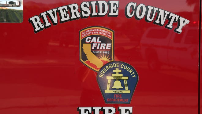 Cal Fire Riverside County reported one person died Monday night in a three-vehicle Collin in Banning.