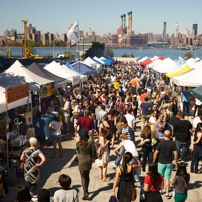 New york city 39 s best fall food events for Events going on in new york city