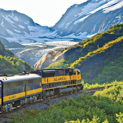 Travel From Chicago To Las Vegas By Train