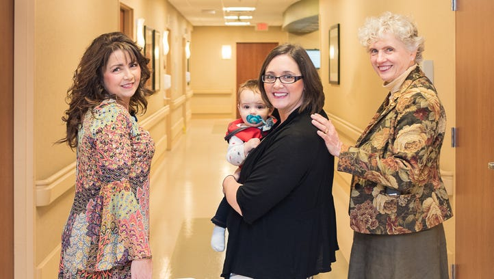 StoneCrest opens Rutherford County's first breast milk bank depot