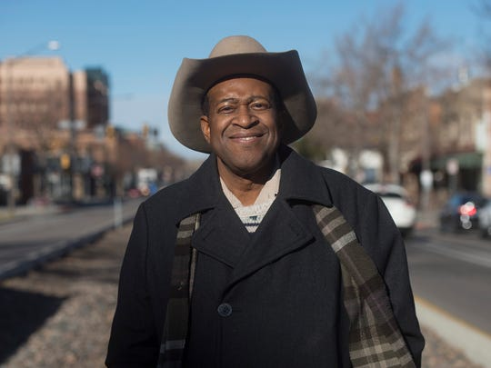 Larimer County Commissioner Lew Gaiter is running for