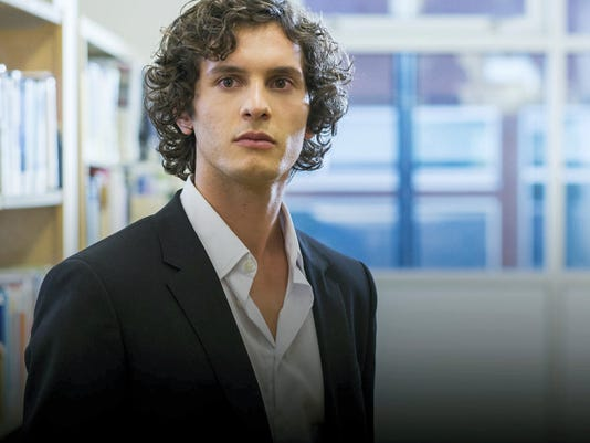 """Simon (Mat Vairo) is one of """"The Returned"""" who committed suicide on his wedding day, leaving his bride-to-be a single mother. And when he comes back he gets her pregnant again."""