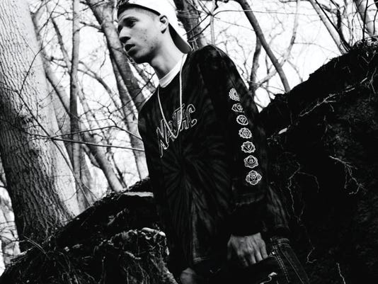 """Local hip hop artist Dave Amigo released his first self-titled EP Thursday, May 7. The EP includes the song """"The Chant,"""" which has been picked up by national hip hop blogs and magazines, including The Source."""