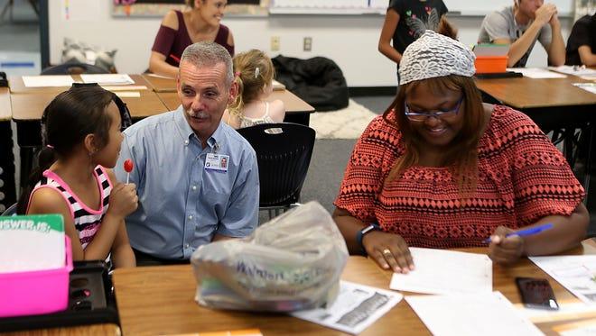 Meet the Teacher events for San Angelo elementary schools begin on Friday, Aug. 13, 2021.
