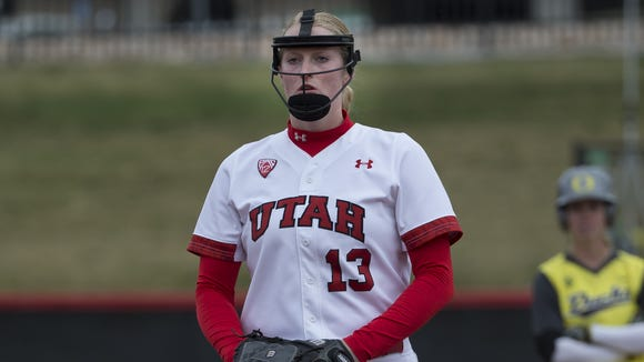 Utah pitcher Katie Donovan, from South Salem, will compete in the NCAA super regionals.