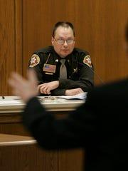 Steven Avery's defense attorney Dean Strang questions