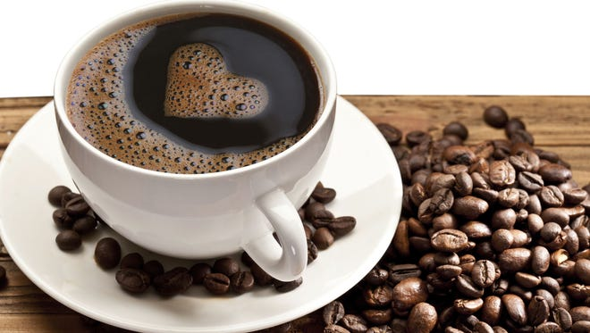 A new study say s coffee may help your memory.  Getty Images Coffee cup on a wooden table.