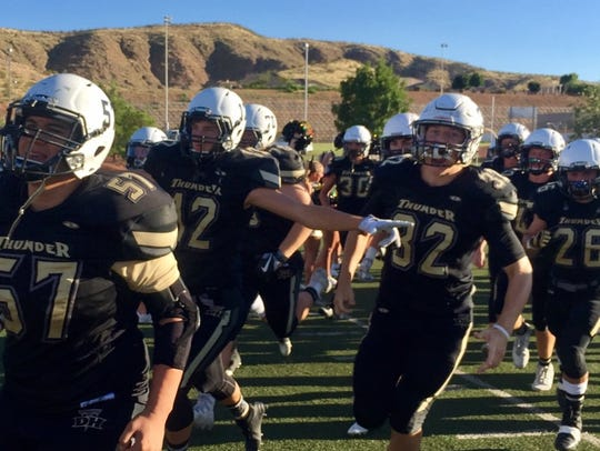 Desert Hills takes on Mission Hills (Calif.) in a big