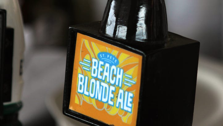 Beach Blonde Ale is one of the craft beers suggested