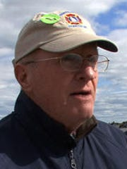 Mantoloking Mayor George Nebel