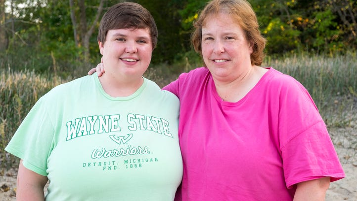 Danielle's story: Dialysis a lifesaver during wait for a kidney