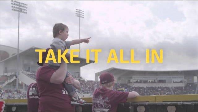 SEC Network ad for Mississippi State