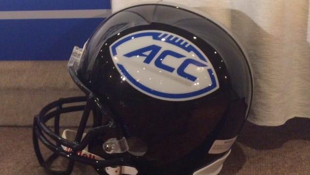 ACC Announces 2015 All-ACC Academic Football Team