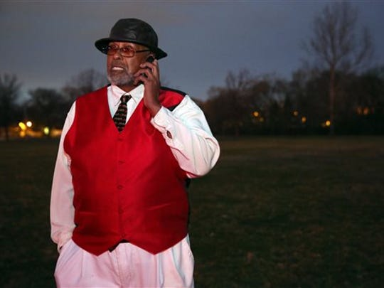 Archie Brown Sr., father of fatal shooting victim Archie